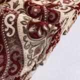 Tessuto materiale del sofà del Chenille del poliestere 100 doppio per tappezzeria