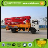 Chasis Dongfeng 38m de la bomba de concreto camión