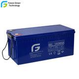 batteria del gel di lunga vita di piena capacità 12V200ah per il sistema solare
