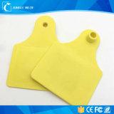 Modifiche di orecchio animali di vendita calde della gestione RFID dell'identificazione