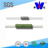 Resistore di ceramica Wirewound 8W del rivestimento del resistore Rx21