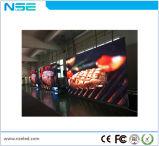 Alta pantalla de visualización de interior de LED del alquiler del vídeo P4 de la definición