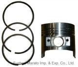 Pièces de rechange de générateur d'essence d'anneau de piston de G150 G200 G300