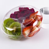 생물 분해성 샐러드 도시락 도매 플라스틱 음식 저장