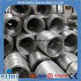 Grado de la serie 400 y 430 de alta calidad de la certificación ISO Alambrón de acero inoxidable de 3mm