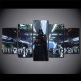 HD de afgedrukte Films die van Star Wars op het Canvas van het Beeld van de Affiche van het Af:drukken van de Decoratie van de Zaal van het Canvas schilderen