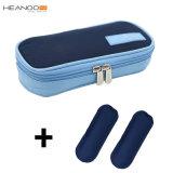 Refroidisseur d'insuline Portable sac Organisateur diabétique Voyages pour soins médicaux Pack du refroidisseur