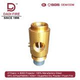 El mejor venta 5.6MPa gas FM200 sistema extintor para sala de servidores