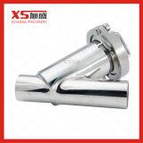 25.4mm de aço inoxidável 304 tipo Y Filtro Beerwort