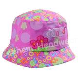 昇進の革釣バケツの帽子