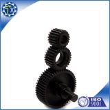주문품 CNC Machenical는 소형 작은 금속 구리 판매에 금관 악기 벌레 기어 부속을 분해한다
