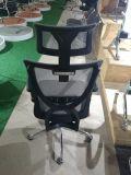 LuxuxFührungskraft-Aufenthaltsraum-justierbarer Stahlschreibtisch-Astir Armlehnen-Stuhl