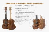 Ukulele Koa низкой цены высокого качества твердый сделанный в Китае