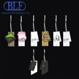 Etiqueta de colgar la ropa de papel (BLF-T002)