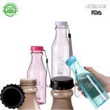 Мой творческий небьющийся бутылка воды пластиковые Портативный спортивный расширительного бачка