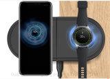 Draadloze oplader, 3 in 1 draadloos oplaadstation, snelle oplader, voor iPhone Airpods 1/2 Kijk Samsung Galaxy Note