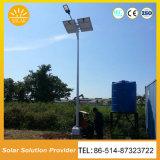 China Solar de Bajo Precio Calle luz LED para Arabia Saudita