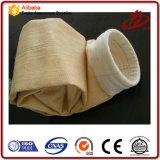 Bolsas de filtro Baghouse / bolsas de filtro colector de polvo industriales