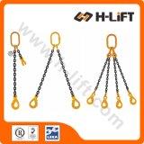 Категория 80 подъемной цепи строп/сплава цепной стропы/подъемной цепи