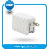 Nuevo diseño de forma tronco Enchufe doble cargador USB reemplazable