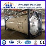 Chlor-Gas-Becken ISO-LPG/Liquified mit halb Schlussteil-Transport