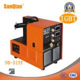 IGBT 변환장치 Industance 조정가능한 이산화탄소 용접 기계 (NB-315Y)