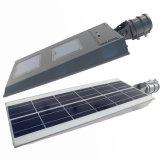 屋外10W 20W 30W太陽LEDの街灯のよいQaulityのための1つの統合された高い発電のすべて