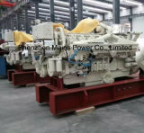 2300HP Cummins 바다 디젤 엔진 Qsk60-M Cummins 모터 준설선 모터