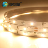 DC constante12V 24V 3528 SMD LED luz faixa flexível