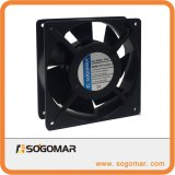 120X120X38mm 4 ventilatore assiale di ventilazione di pollice 220-240VAC per raffreddamento