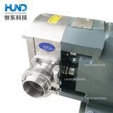 SS304/316L sanitaires Les pompes à lobes rotatifs en acier inoxydable