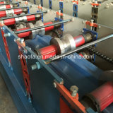 색깔 강철 지붕 리지는 기계의 형성을 냉각 압연한다