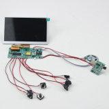 Жк-дисплей HDMI модуль 7-дюймовый TFT ЖК-модуль пользовательского раунда видео