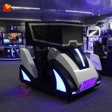 El juego de arcade de carreras de la máquina de Realidad Virtual de la pantalla de 3 Paseo de la Simulación 9D simulador de conducción de coche Vr
