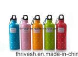 Les bouteilles en aluminium de promotion de l'eau de sport avec logo de l'impression 50-1000ml