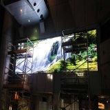 Ce CCC P5 SMD Indoor monté sur un mur plein écran LED de couleur d'administration