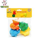 Goma PVC Broche de plástico de juguete de enlace