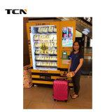 Npt populares máquina de venda automática com display LCD