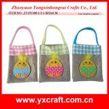 Poche de lapin de Pâques de la décoration de Pâques (ZY15Y333-1-2-3)