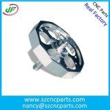 Aluminium-CNC maschinell bearbeitetes Teil mit Anoziding, Metall-CNC-Präzisions-maschinell bearbeitenteile
