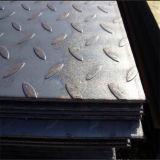 熱間圧延の穏やかな鋼鉄鉄チェック模様のシートの価格