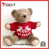De Kerstman van de Decoratie van de Gift van Kerstmis van de veiligheid vulde Zachte Pluche draagt Stuk speelgoed