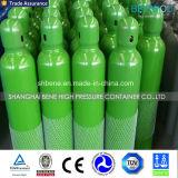 Equipos de gases medicinales pequeño cilindro de oxígeno perfecta