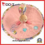 Tecla Personalizada Cartoon Ostentar Bunny Peluche Bebê Consolador cobertor