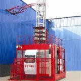 Feito na grua dobro da construção da gaiola Sc200/200 de Katop da alta qualidade de China