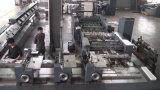 고속 웹 의무적인 노트북 학생 연습장 일기 생산 라인을 접착제로 붙이는 Flexo 인쇄 및 감기