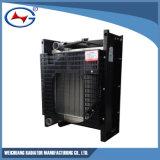 Wp4d108e200: Radiador de agua de cobre para grupo electrógeno diesel