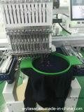 Одиночной компьютеризированная головкой машина вышивки для крышки, тенниски и плоской вышивки Китая сделала самые лучшие цены