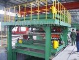 PLCの鋼鉄コードのゴム製コンベヤーベルトの加硫の出版物機械加硫装置