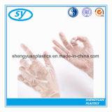 Glatte u. geprägte PET Elastizität-Wegwerfhandschuhe für die medizinischen u. chirurgischen Sektoren
